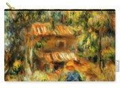 Cagnes Landscape 1 Carry-all Pouch