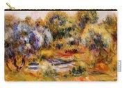 Cagnes Landscape 2 Carry-all Pouch