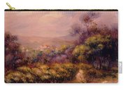 Cagnes Landscape 3 Carry-all Pouch