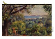 Cagnes Landscape 4 Carry-all Pouch