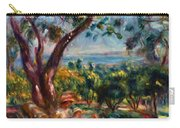 Cagnes Landscape With Woman And Child 1910 Carry-all Pouch