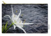 Cahaba Lily #1 Carry-all Pouch