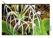 Cahaba Lily In Huntington Botanical Gardens In San Marino-california Carry-all Pouch