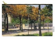Caillebotte: Argenteuil Carry-all Pouch by Granger
