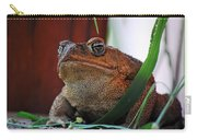 Cain Toad Carry-all Pouch