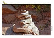 Cairns Rock Trail Marker Colorado Plateau Kanab Utah 01 Carry-all Pouch