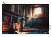 Cairo, Egypt -  Interior Of A Room In The Famous Bayt Al Suhaymi Located At Al Muizz Street In Cairo Carry-all Pouch