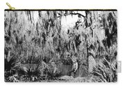 Cajuns Collecting Moss Carry-all Pouch
