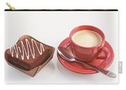 Cake And Cup Of Coffee Carry-all Pouch