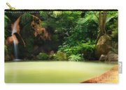 Caldeira Velha Thermal Pool Carry-all Pouch
