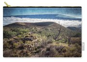 Caldera On The Flank Of Mauna Kea Hawaii Carry-all Pouch by Mary Lee Dereske