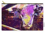 Calf Cow Maverick Farm Animal Farm  Carry-all Pouch