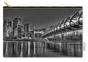 Calgary Peace Bridge Carry-all Pouch