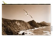 Cali Seagull Carry-all Pouch