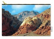 Calico Basin Nevada Carry-all Pouch