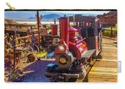Calico Ghost Town Train Carry-all Pouch