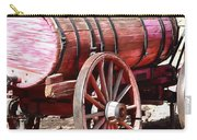 Calico Ghost Town Water Wagon Carry-all Pouch