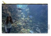 California Academy Of Sciences Aquarium In San Francisco, California Carry-all Pouch