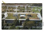 California Academy Of Sciences Living Roof In San Francisco Carry-all Pouch