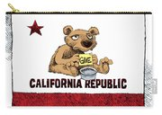 California Budget Begging Carry-all Pouch