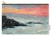 California Coast Carry-all Pouch by Gail Kirtz