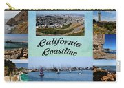 California Collage Carry-all Pouch