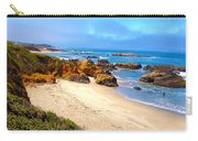 California Dreaming- Ocean Coast Carry-all Pouch