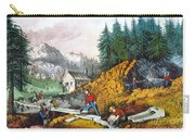 California: Gold Mining Carry-all Pouch
