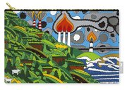 California Highway 1 Carry-all Pouch by Rojax Art