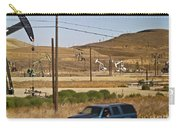 California Oil Field 14pdxl077 Carry-all Pouch