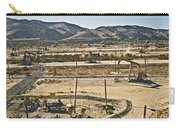 California Oil Field 14pdxl084 Carry-all Pouch
