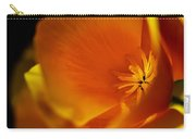 California Poppy 1 Carry-all Pouch