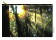 California Redwoods Carry-all Pouch by Richard Ricci