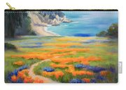 California Spring Big Sur Carry-all Pouch