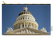 California State Capitol Cupola Carry-all Pouch