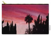 California Sunset Painting 1 Carry-all Pouch