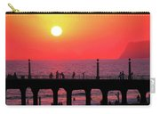California Sunset Carry-all Pouch