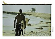 California Surfer Carry-all Pouch