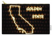 California - The Golden State Carry-all Pouch