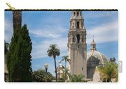California Tower In Balboa Park Carry-all Pouch