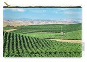 California Vineyards 1 Carry-all Pouch