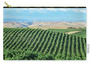 California Vineyards 2 Carry-all Pouch