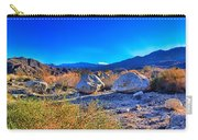 California Wilderness Panorama Carry-all Pouch