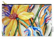 California Wildflowers Series I Carry-all Pouch