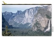 California: Yosemite Valley Carry-all Pouch