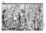 Calisthenics, 1867 Carry-all Pouch
