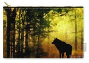 Call Of The Wolf Carry-all Pouch