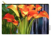 Calla Lilies Bouquet Carry-all Pouch