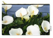 Calla Lilies- Oregon Carry-all Pouch