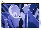Calla Lilies Royal Carry-all Pouch
